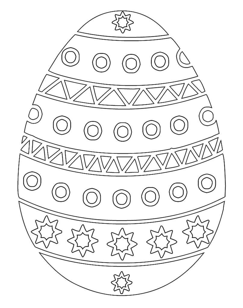 Piasnka kolorowanka Wielkanocna do pobrania