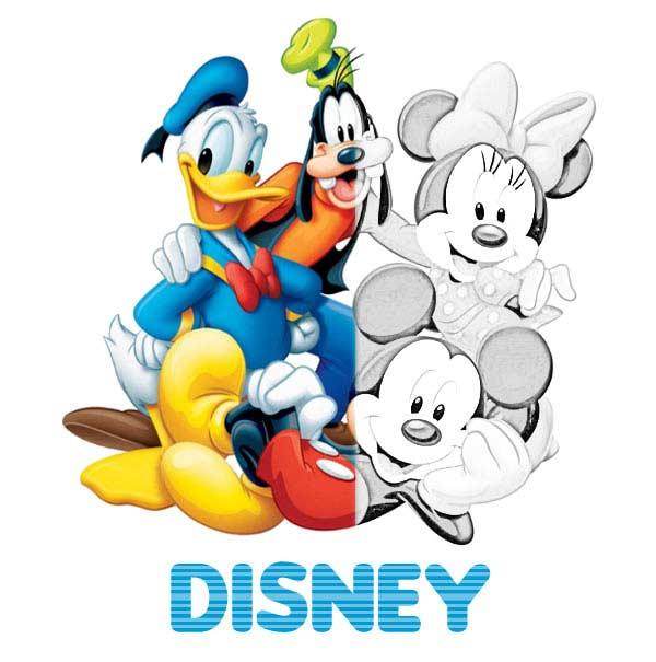 Kolorowanki Disney