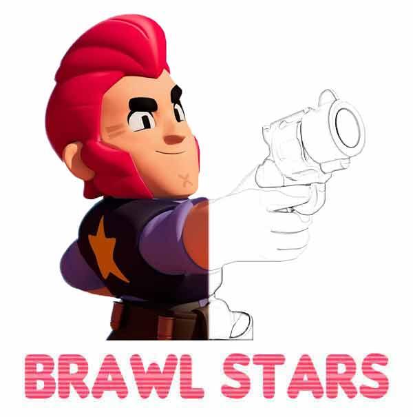 Brawl Stars kolorowanki